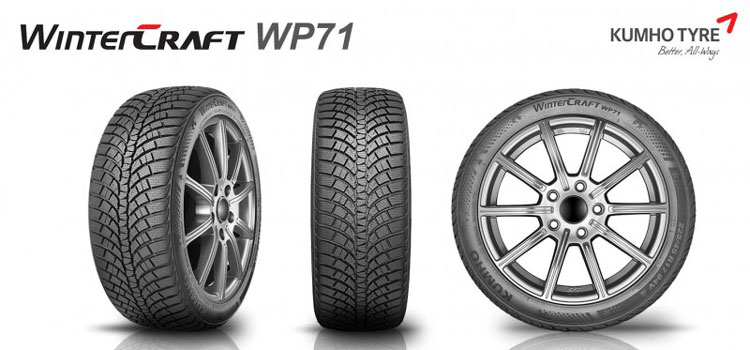 Автошины Kumho WinterCraft WP71