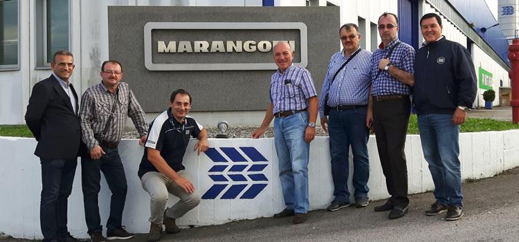 Marangoni в Турции