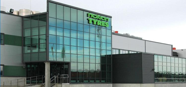 Nokian анонсирует новый завод