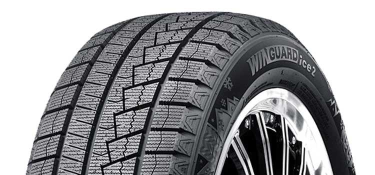 Будущий хит от Nexen — зимние фрикционные шины Winguard Ice 2
